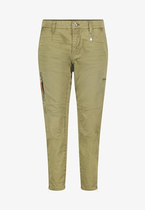 Chinos - hunt green