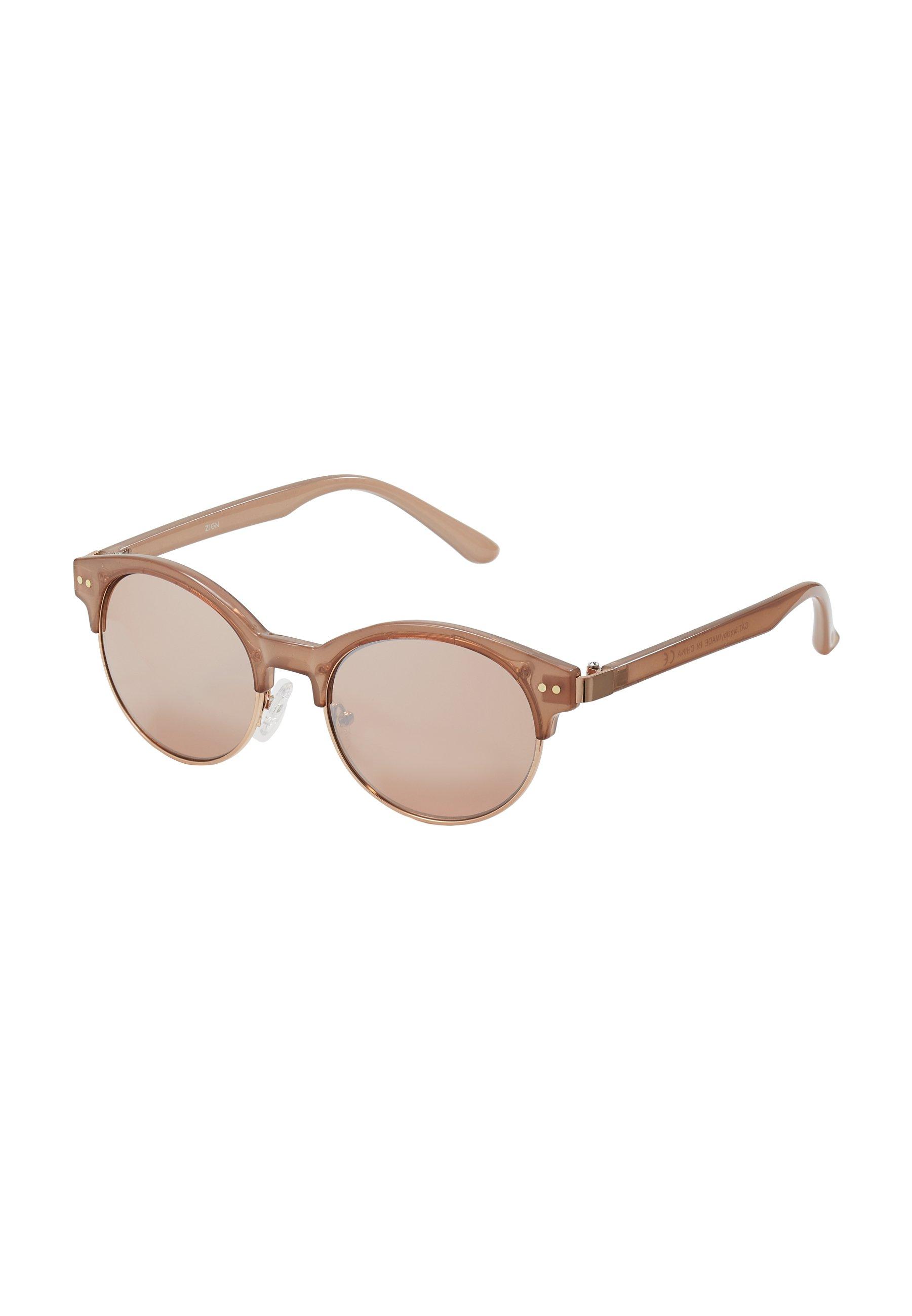 Zign Sonnenbrille - Rose/rosa