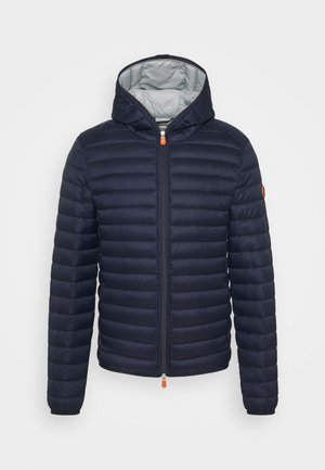 DONALD HOODED JACKET - Light jacket - navy