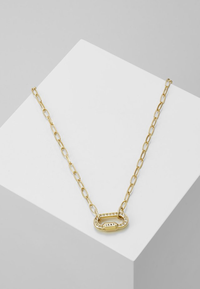 CARABINER - Necklace - gold