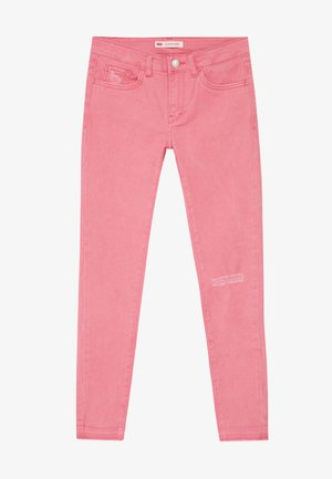 710 COLOR - Jeans Skinny Fit - camellia rose