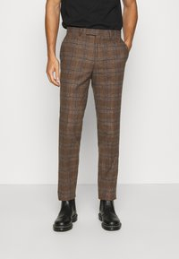 Twisted Tailor - PETTIS SUIT - Suit - brown - 4