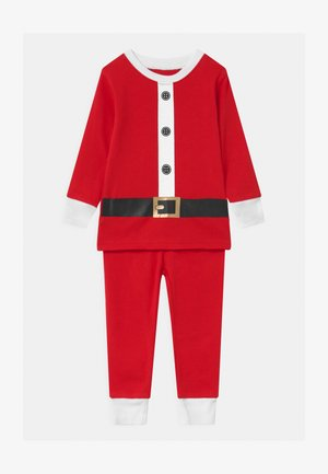 SANTA CHRISTMAS UNISEX - Pyjama set - red