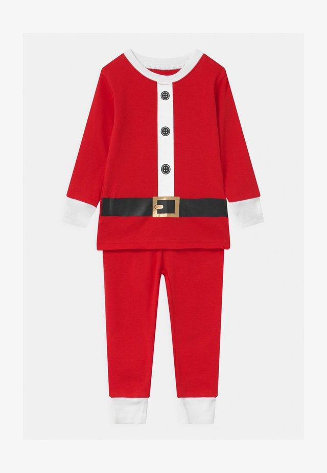 SANTA CHRISTMAS UNISEX - Pyžamová sada - red