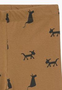 Turtledove - CATS DOG - Leggings - Trousers - honey - 3
