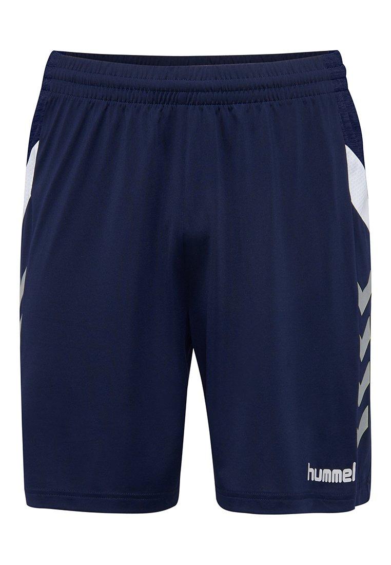 Hummel - TECH MOVE - Korte sportsbukser - marine