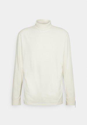 EMANUEL - Maglietta a manica lunga - ecru