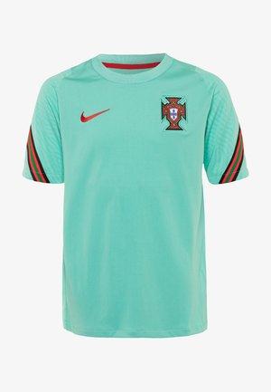 PORTUGAL UNISEX - Oblečení národního týmu - mint/sport red