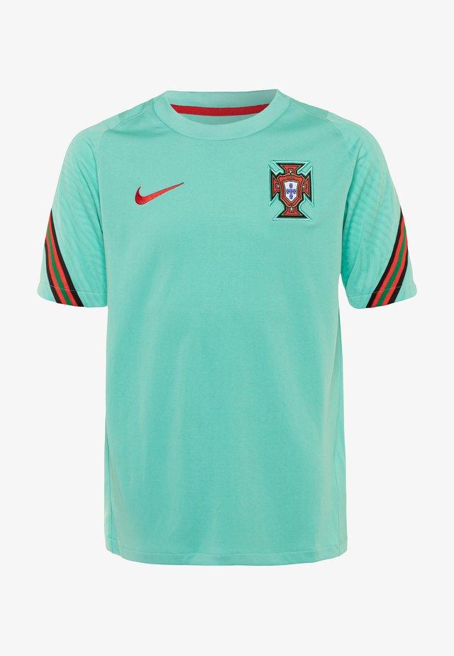 PORTUGAL UNISEX - Article de supporter - mint/sport red