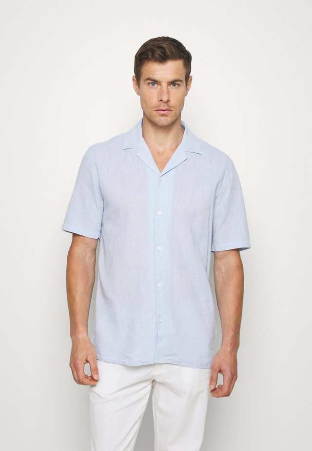 CASUAL RESORT  - Camisa - light blue