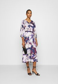 Part Two - ELISE - Day dress - purple - 1