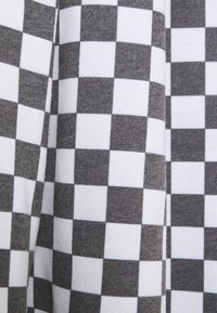 NEW girl ORDER - CHECKERBOARD SKIRT - Áčková sukně - black/white - 2