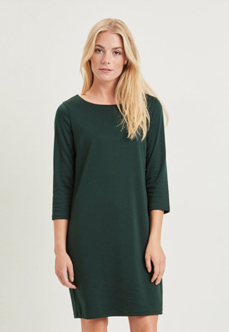 Vila - VITINNY - Day dress - green