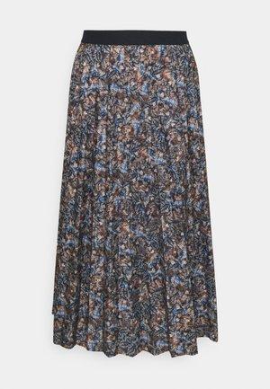PLISSÉE SKIRT - A-line skirt - multicolour