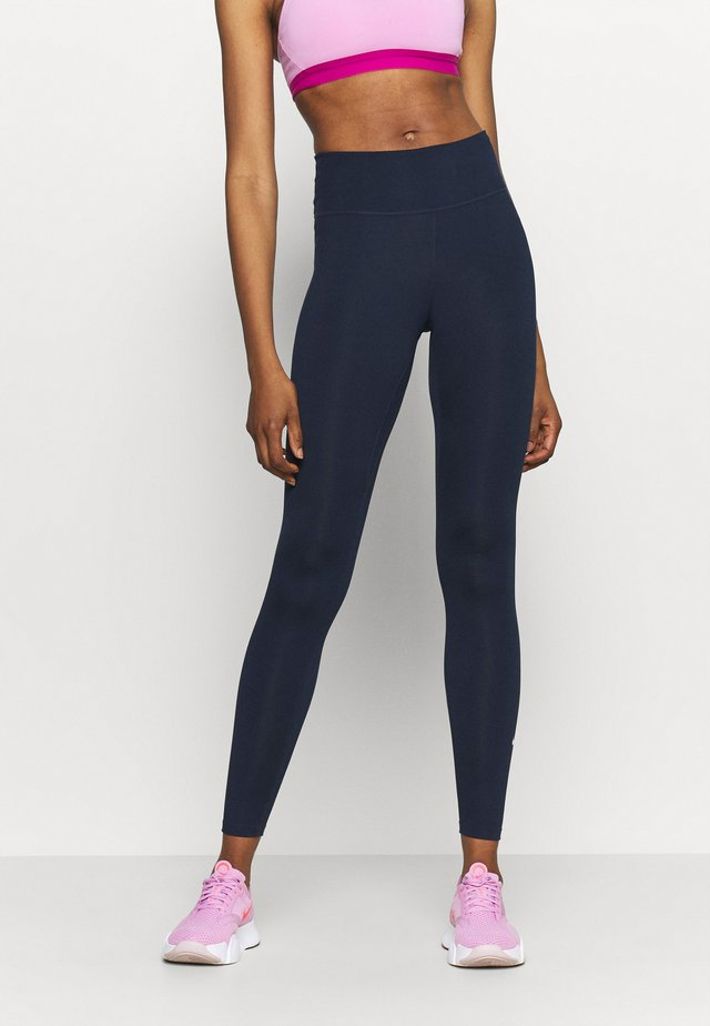 ONE - Legginsy - dark blue