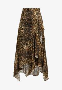 The Kooples - JUPE - A-line skirt - brown/beige - 4