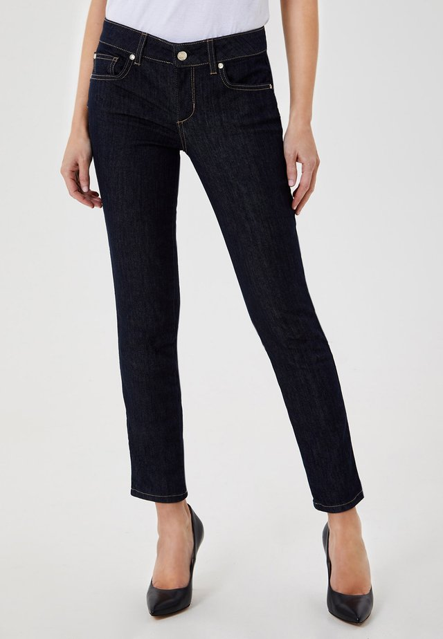 Jeans Skinny Fit - dark denim blue