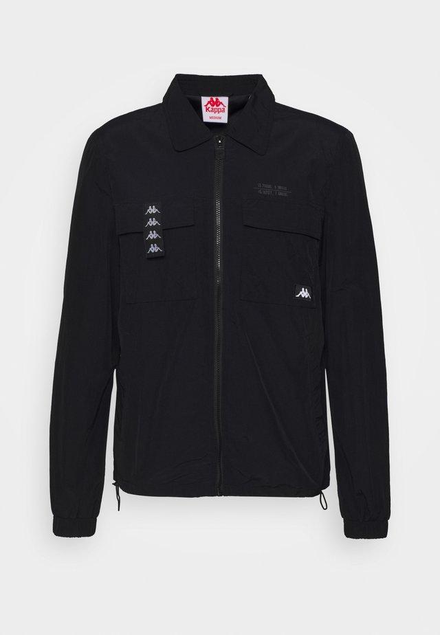 HINI - Summer jacket - caviar