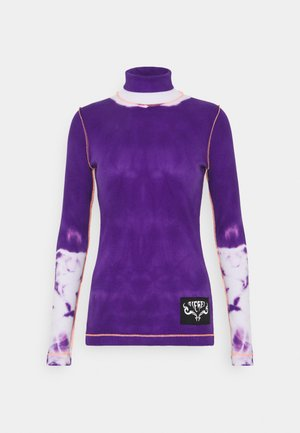 T-LAPIS TANK - Long sleeved top - purple