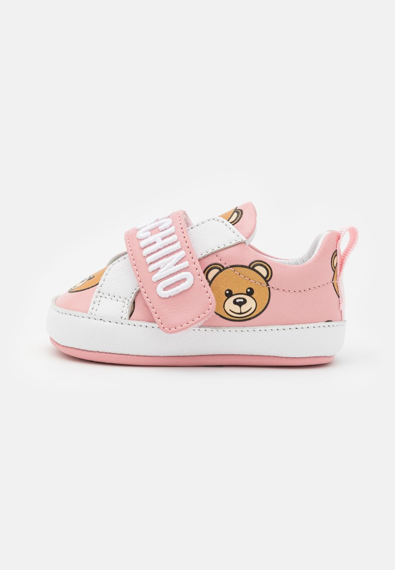 MOSCHINO - First shoes - light pink