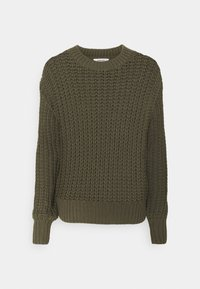 Moss Copenhagen - ARIELLA  - Jumper - grape leaf - 0