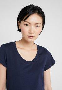 Sonia Rykiel - Print T-shirt - nuit - 3