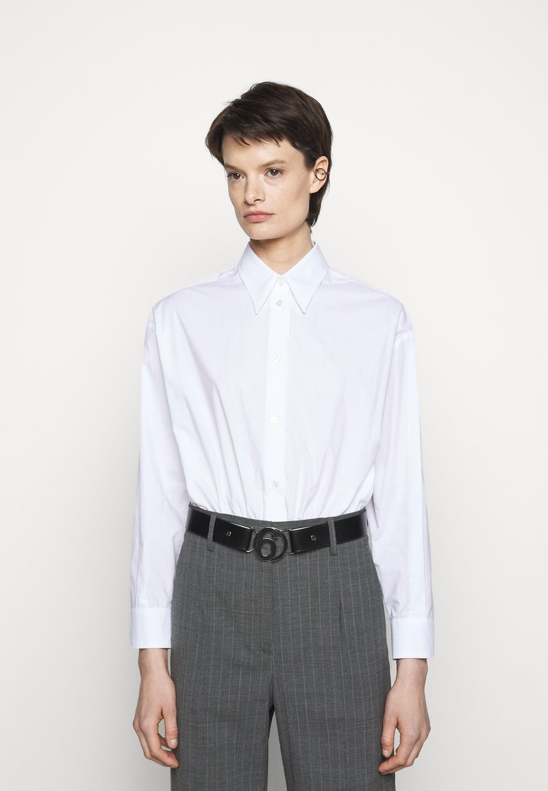 MM6 Maison Margiela - Skjorte - white
