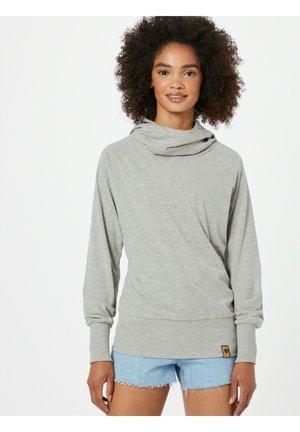 FIRST NATION - Sweater - graumeliert