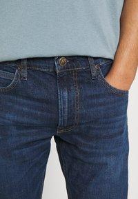 Lee - LUKE - Jeans slim fit - blue denim, blue - 4
