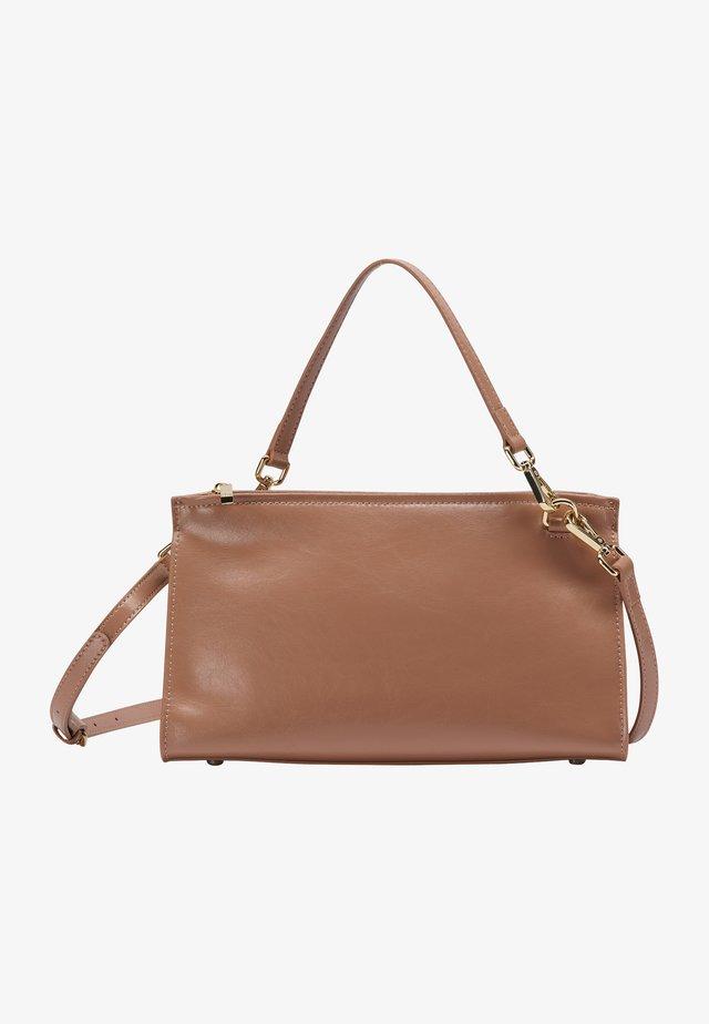 Handväska - hellbraun