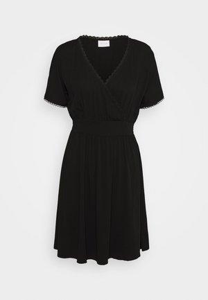 VISUVITA DRESS - Kjole - black