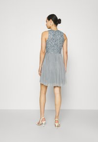 Lace & Beads - AVIANNA SKATER - Cocktail dress / Party dress - teal - 2