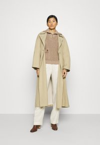 Another-Label - DARA - Pullover - sand melee - 1