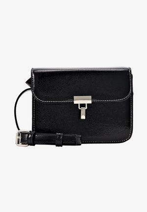 VMANU CROSS OVER BAG - Schoudertas - black