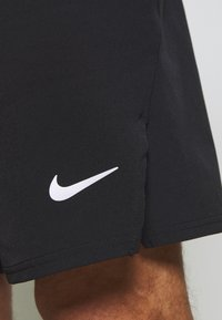 Nike Performance - ACE SHORT - Pantalón corto de deporte - black/white - 5