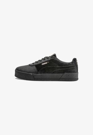 CARINA  - Sneakers laag -  black rose gold