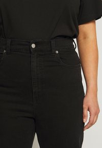 Dr.Denim Plus - NORA - Straight leg jeans - black retro - 5