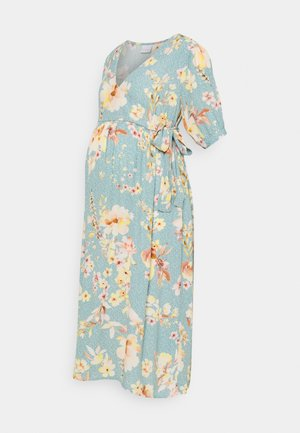 MLVAIANA MIDI DRESS - Maxi dress - snow white