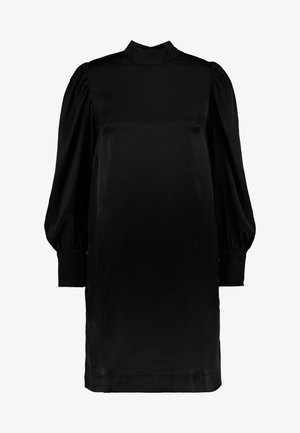 MACERA SOLID - Day dress - black