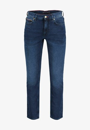 STRAIGHT FIT - Straight leg jeans - blue