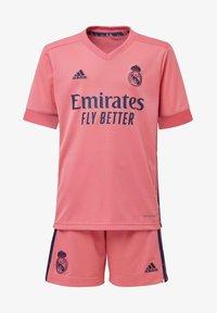 adidas Performance - REAL MADRID AEROREADY MINIKIT - Sports shorts - pink - 0
