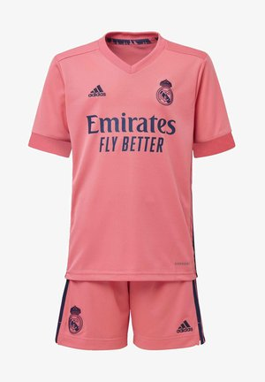 REAL MADRID AEROREADY MINIKIT - Sports shorts - pink