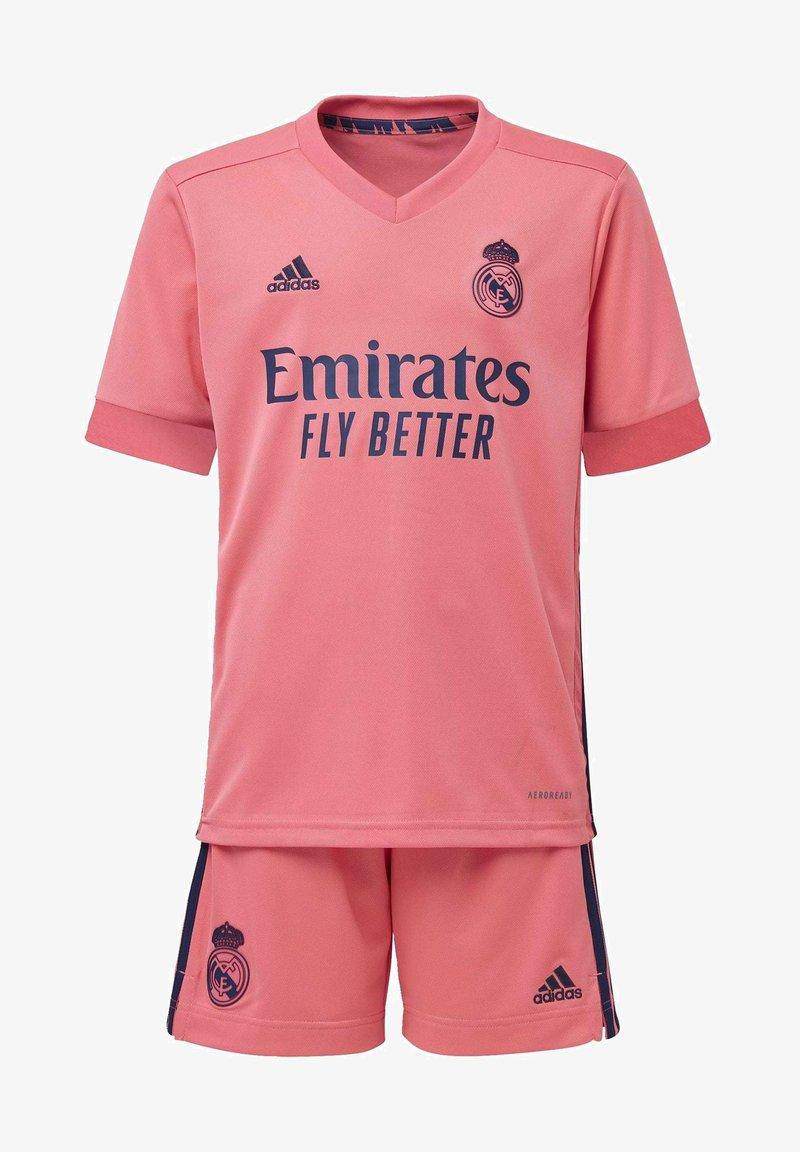 adidas Performance - REAL MADRID AEROREADY MINIKIT - Sports shorts - pink