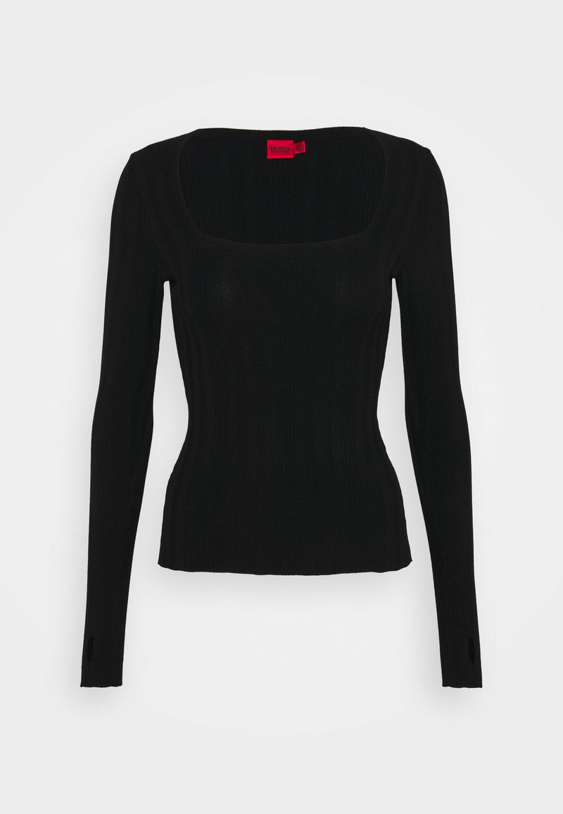 HUGO - STEFFANY - Jumper - black