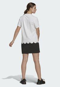 adidas Performance - MARIMEKKO - Sports dress - white - 2
