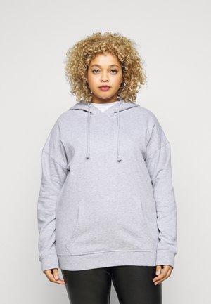 BASIC HOODIE - Collegepaita - grey