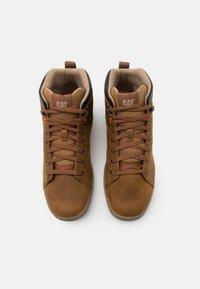 Cat Footwear - TIME RIFT - Stivaletti stringati - rope - 3