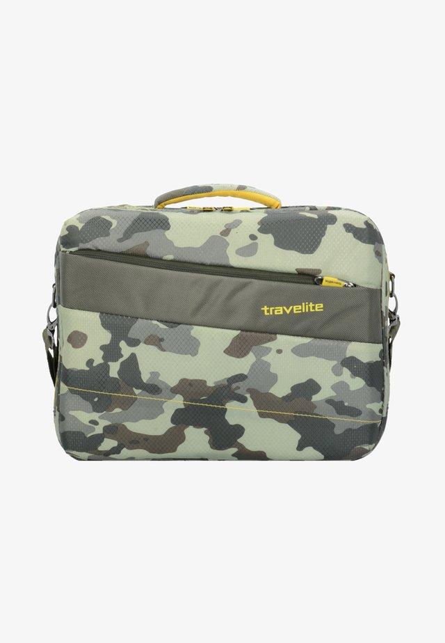 Notebooktasche - camouflage
