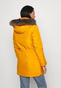 ONLY - ONLIRIS - Winter coat - golden yellow - 2