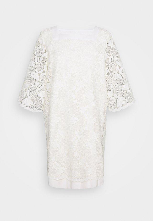 Freizeitkleid - pristine white